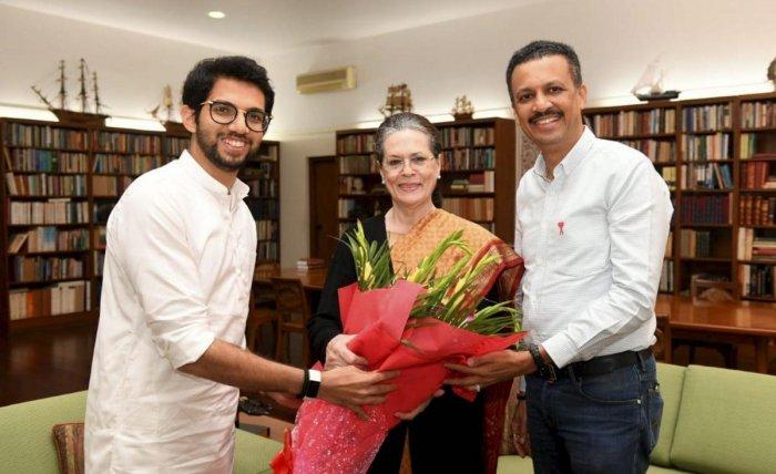 Congress President Sonia Gandhi. (PTI file photo)