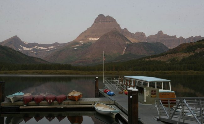 \'Glacier National Park\', Montana