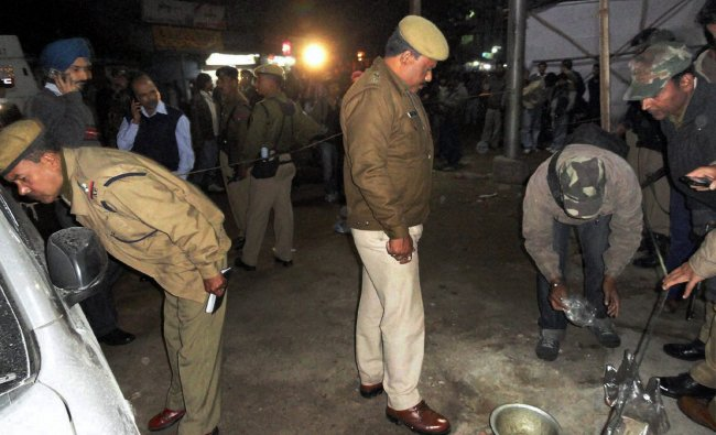 Police searching for clues in Tinsukia town