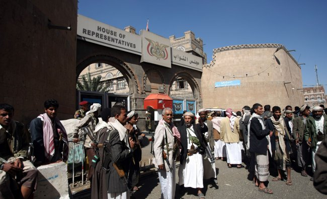 Yemeni House of Representatives postponed the debate on a draft law