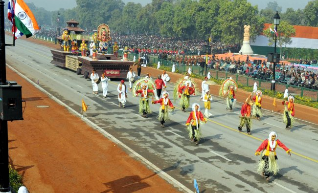 Karnataka\'s tableaux for this year\'s Republic day parade