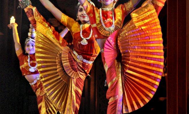 Artists from Hyderabad perform at Konark Dance & Music festival