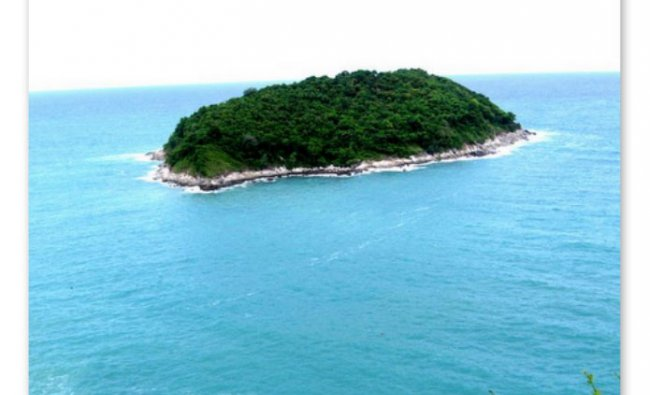 On the way to Phi Phi islands in Bangkok