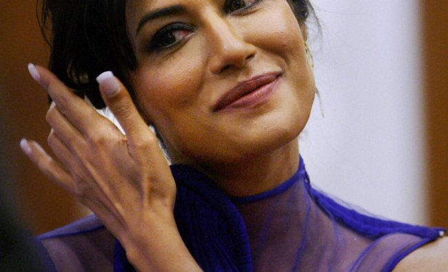 Chitrangada Singh at a promotional event in New Delhi