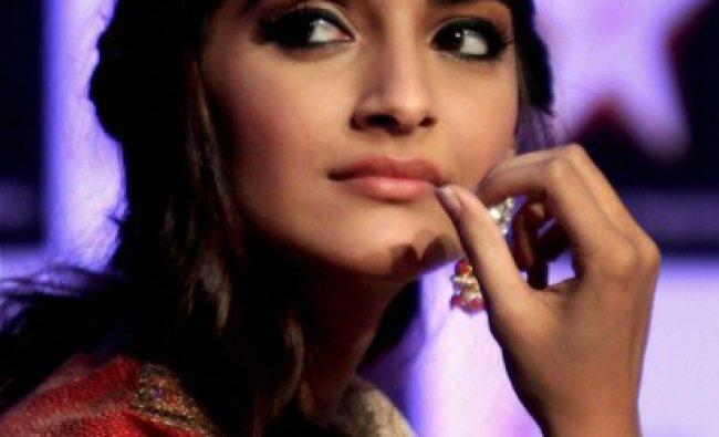 Bollywood actress Sonam Kapoor during the inaugural ...