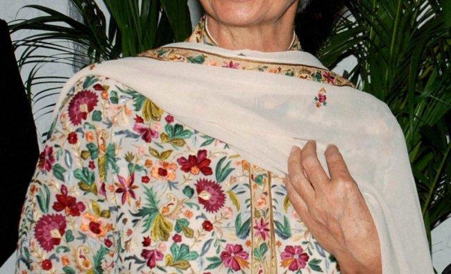 Managing director of IMF, Christine Lagarde in New delhi, on Monday...