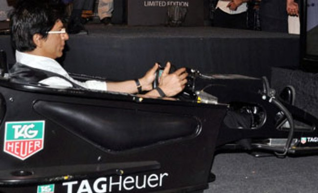 Shah Rukh Khan at the launch of TAG Heuer Boutique in Mumbai...