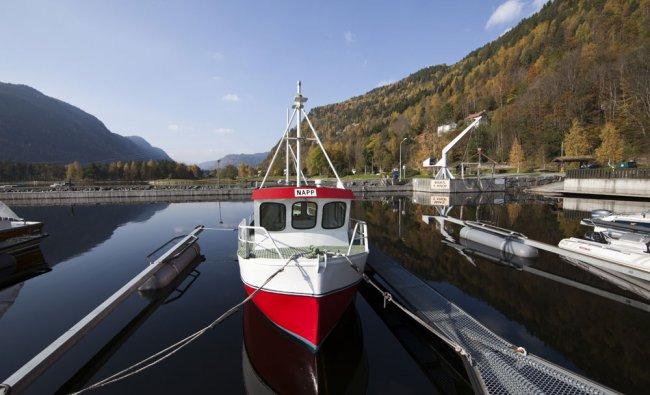 Tokke valley, Norway