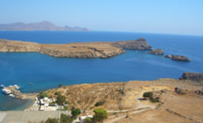 Rhodes Island, Greece.