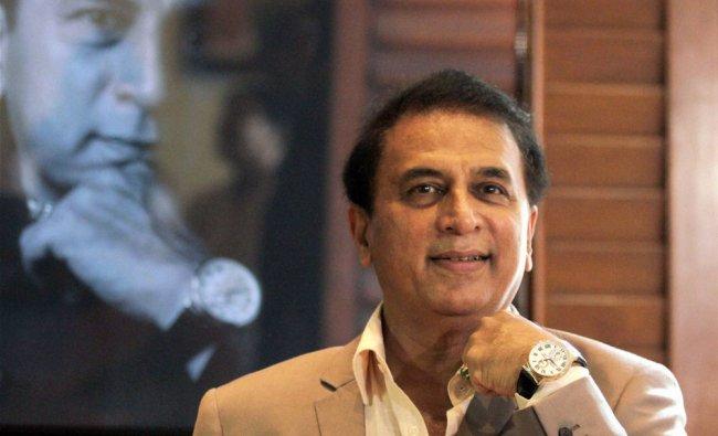 Former cricketer Sunil Gavaskar during the launch of Ulysse Nardin watches in Mumbai on Saturday.
