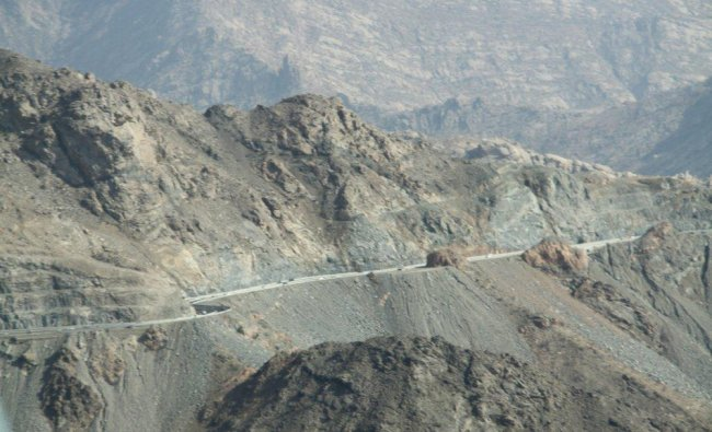 Photo of Taif mountains , Saudi Arabia by Naeem Khan..,