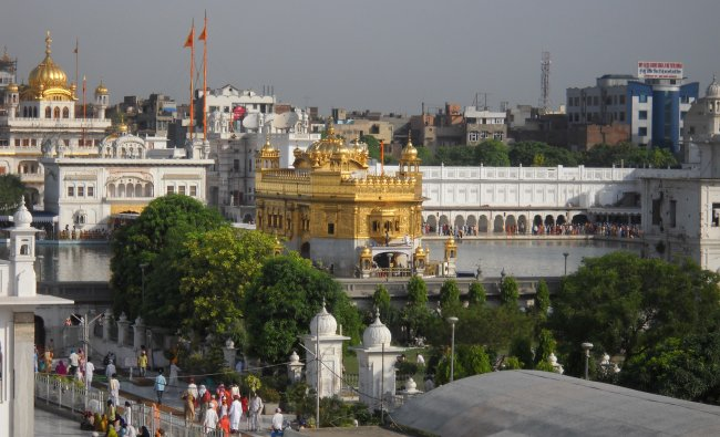Photo of Golden Temple