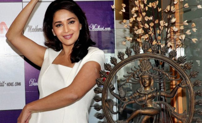 Madhuri Dixit launches her dance academy...