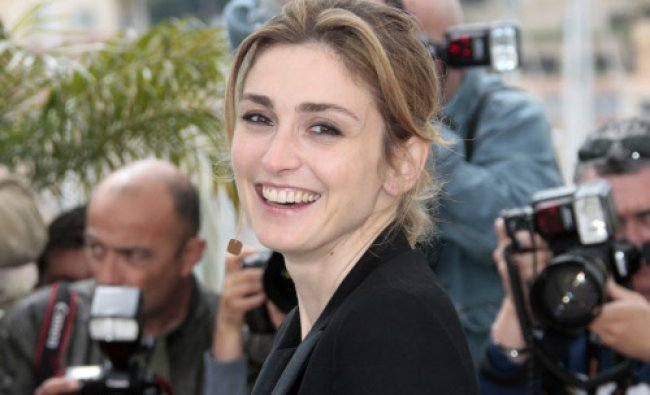 A file photo shows jury member of the \'Un Certain Regard\' selection, French actress Julie Gayet...