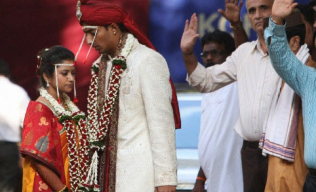 Mumbai: Rajasthan Royals cricketer and an accused in the IPL spot-fixing scandal, Ankeet Chavan...