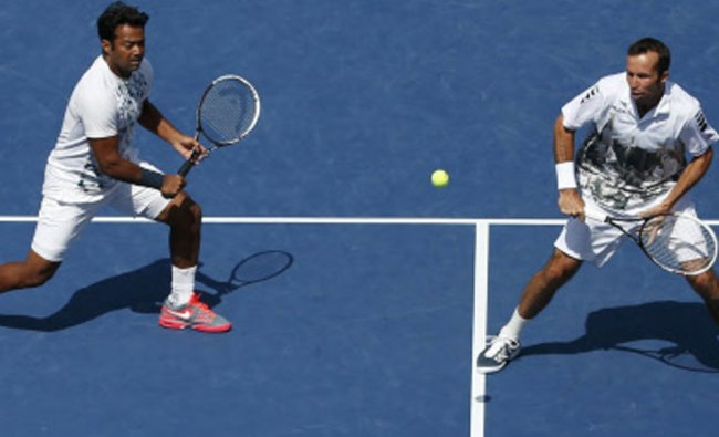 Paes of India and Stepanek of the Czech Republic return to Bob and Mike Bryan of the U.S.