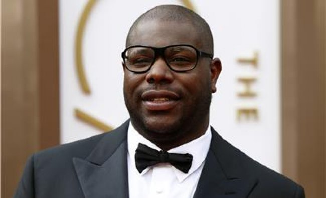 Steve McQueen, best director nominee for his film \