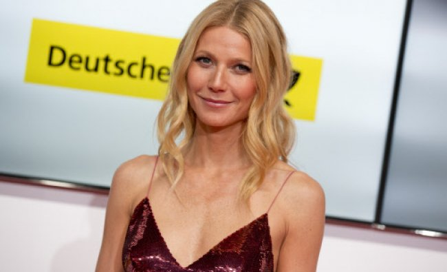 This Feb. 1, 2014 file photo shows American actress Gwyneth Paltrow at the Goldene Kamera ...
