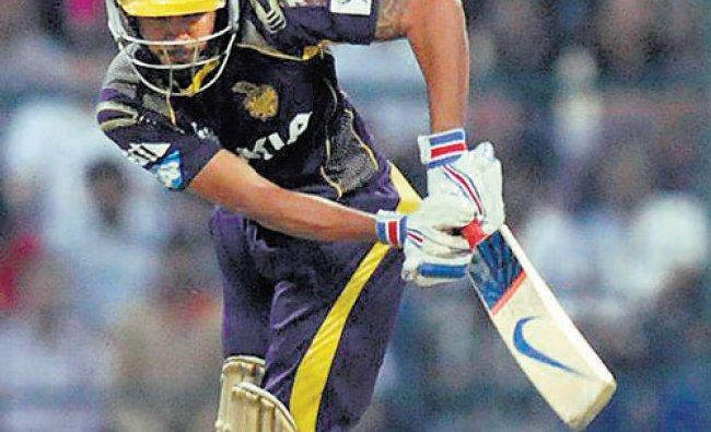 Manish Pandey struck a half-centurie to power KKR to winning total. BCCI