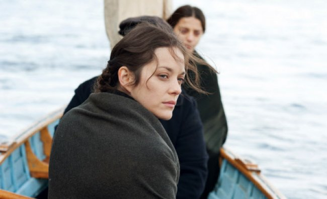This image released by The Weinstein Company shows Marion Cotillard in a scene from \'The Immigrant.\'