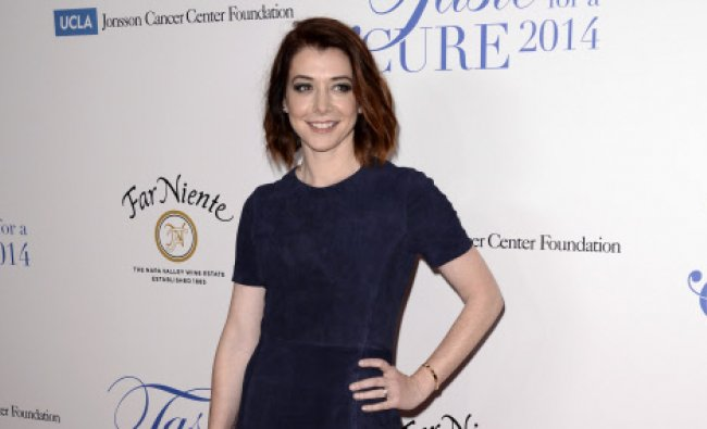 Alyson Hannigan arrives at the 19th annual \'Taste For A Cure\' at the Beverly Wilshire Hotel ...