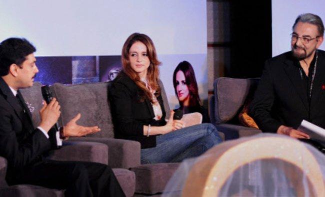 Actor Kabir Bedi, Kamal Khetan, Chairperson of Suntek Reality Limited and Sussanne Roshan...