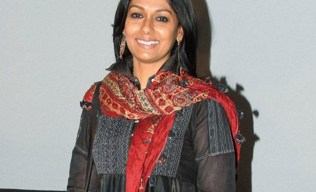 Bollywood actress Nandita Das during the WIFT\'s 61st National Women achievers award ...
