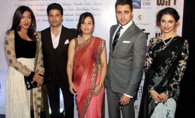 Rituparna Sengupta, Rajeev Khandelwal, Petrina D\'Rozario and Imran Khan ...
