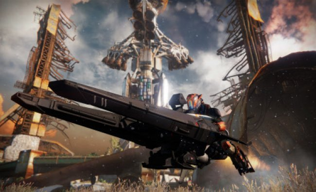 This photo provided by Activision shows a scene from the video game, \'Destiny.\' The recent...