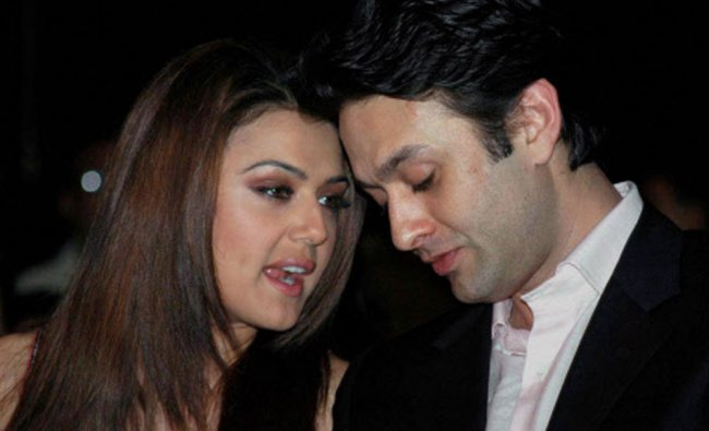 Preity Zinta filed a molestation complaint against Wadia...