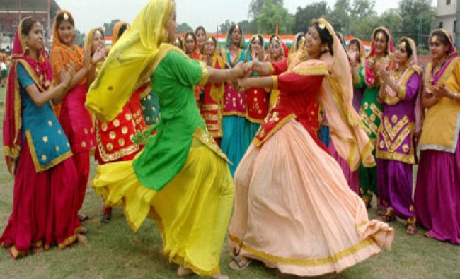 School children perform during the full dress rehearsal for Independence Day celebrations...
