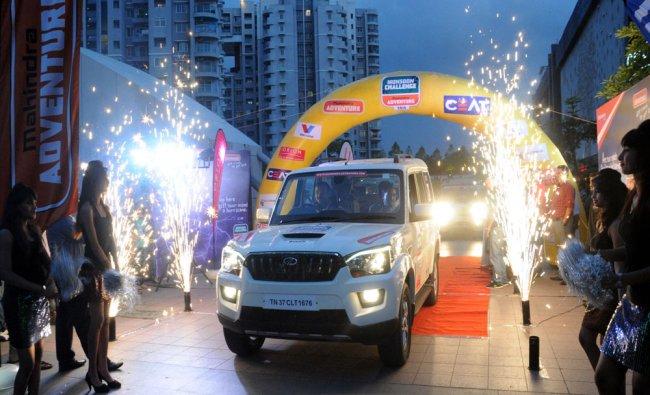 Mahindra Monsoon challenge Indias biggest TSD Rally...