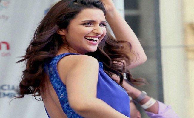 Bollywood actress Parineeti Chopra performs at 35th India day in New York...
