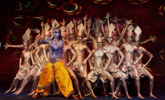 Prince Dance Group performs during the inaguration of Nayati Multi Super Specialty Hospital...