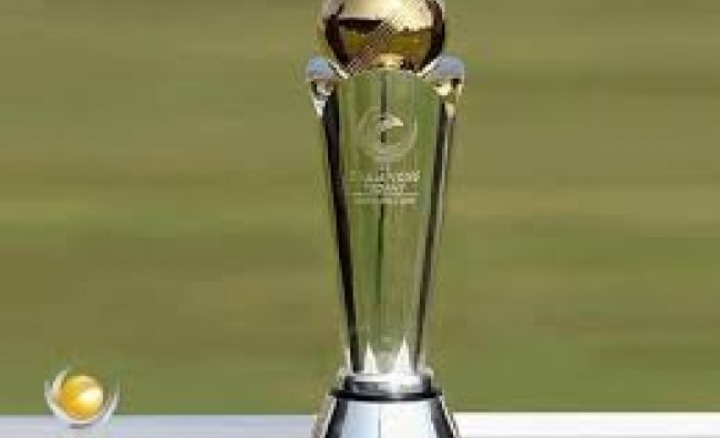 Cricket champions trophy countdown
