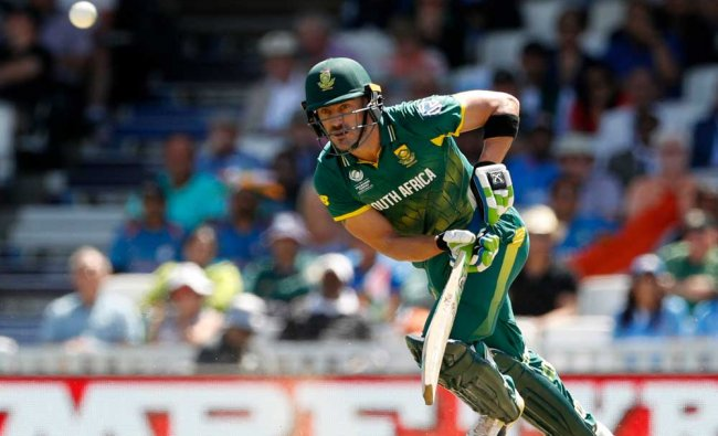 South Africa\'s Francois Duplessis in action