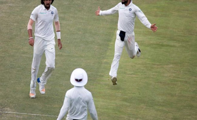 India v South Africa - Third Test match - The Wanderers Stadium, Johannesburg, South Africa ...