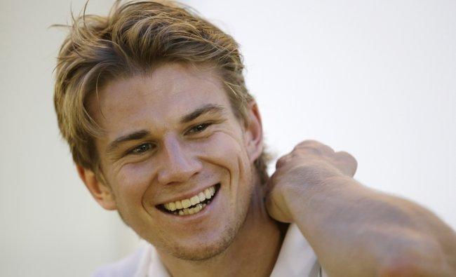 Force India Formula One driver Nico Hulkenberg of Germany