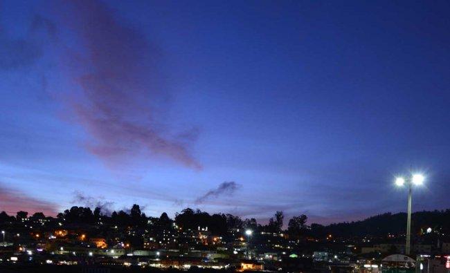 A view of Ooty,Tamil Nadu. Photo by Sadik Alam