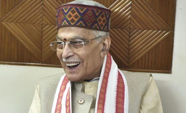Murali Manohar Joshi   Along with Advani, Joshi was another prominent figure in the Ram Temple Movement. The two led the movement in 1992. Credit: PTI