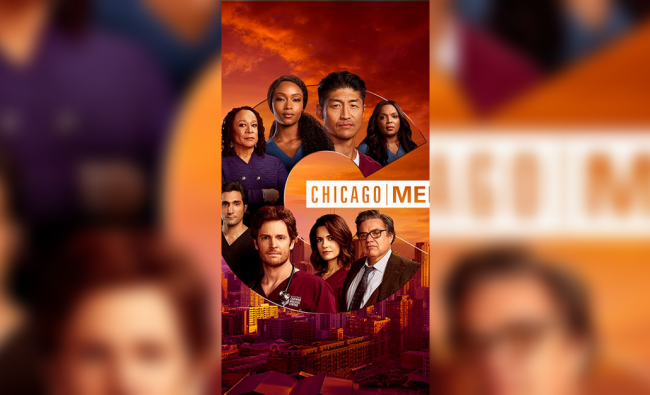 Chicago Med  Diane Frolov and Andrew Schneider, showrunners for NBC\'s Chicago Med, told AFP that \