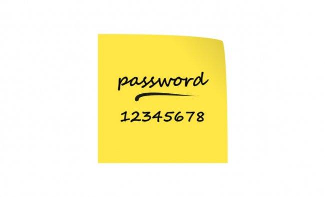 5. Password: 12345678