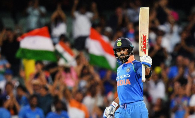 One of India\'s greatest chasers in limited-overs cricket showed his class. Virat Kohli rose to the occasion with an innings of 104 off 112 balls. It was filled with singles and doubles, a hallmark of his batting style. Credit: Getty Images
