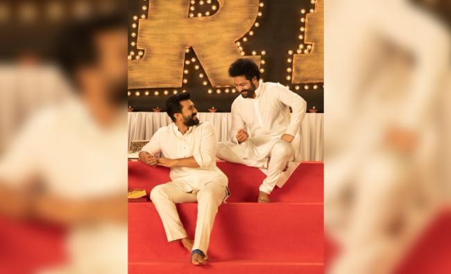\'RRR\' to \' Pushpa\': 10 upcoming Telugu movies to look forward to. Credit: Twitter/@RRRMovie