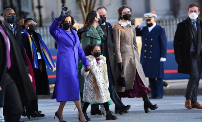 In Pics Us President Joe Biden S Inauguration Deccan Herald