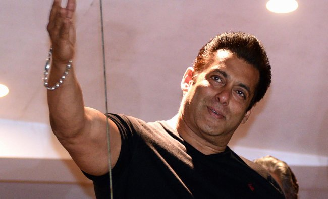Salman Khan slipped two notches to the eighth slot with a value of $45 million. Credit: AFP Photo