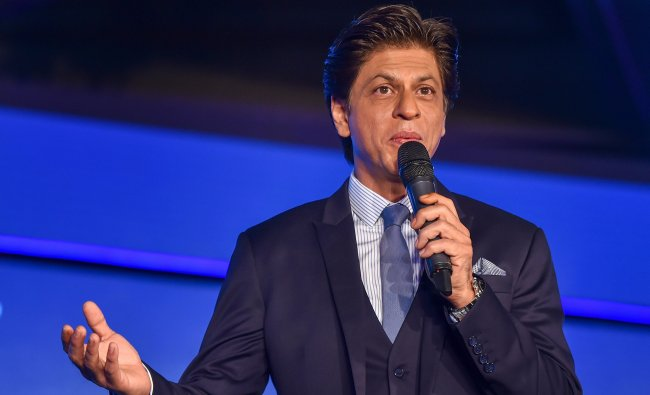 With a valuation of $51.1 million, Shah Rukh Khan has improved his ranking by a notch to the fourth slot in 2020. Credit: PTI Photo