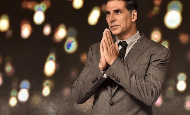 Akshay Kumar retains the second position with a brand value of $118.9 million, a jump of 13.8%. Credit: PTI Photo