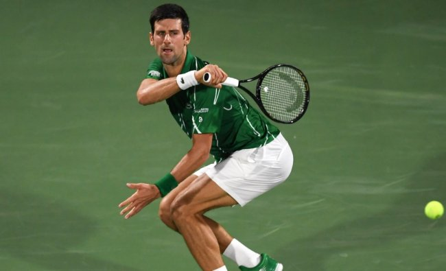 Djokovic's 2011 season is considered to be one of the greatest seasons by a tennis player in the Open era. He created a 43-match winning streak as he won 10 titles on 3 different surfaces, won 3 major titles, won 5 ATP Masters 1000 events and reached the finals of 11 of the 16 events he participated in. Credit: AFP Photo