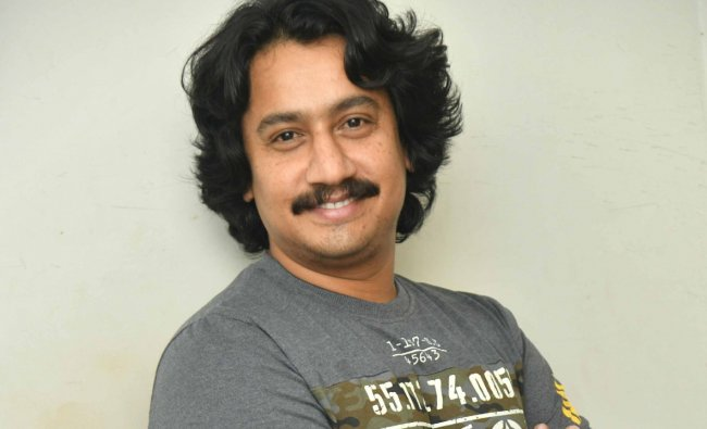 National award-winning Kannada actor Sanchari Vijay died in an accident after he suffered severe head injuries on the night of June 12. Credit: DH Photo